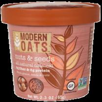 MODERN OATS - OATMEAL NUTS & SEED 12-CUPS