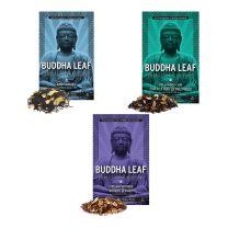 Organic Loose Leaf Tea Variety - 3-2.8z Bags