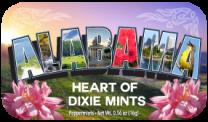 Alabama Letters Flower (24 tins)