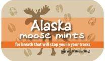 Alaska Moose (tracks) 24tins