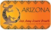 Arizona Lizard (24 tins)