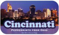 Cincinnati Skyline (24 tins)
