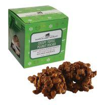 Cube - Crispy Toffee Peanut Rocher - BROOKLYN BORN CHOCOLATE