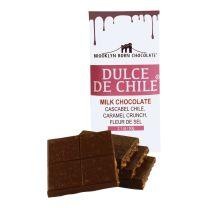 Chocolate Bar - Dulce de Chile Milk - BROOKLYN BORN CHOCOLATE