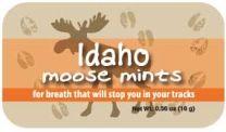 Idaho Moose (24 tins)