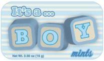 IT'S A BOY! MINTS - 24 tins