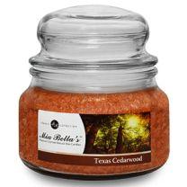 Mia Bella's Texas Cedarwood 9 oz. Candle - FREE SHIPPING