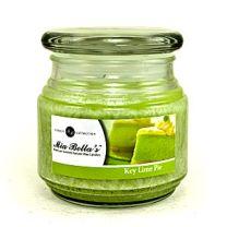 Mia Bella's Key Lime Pie 9 oz. Candle - FREE SHIPPING