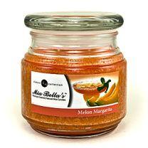 Mia Bella's Melon Margarita 9 oz. Candle - FREE SHIPPING