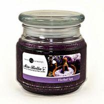 Mia Bella's Herbal Spa 9 oz. Candle - FREE SHIPPING