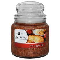 Mia Bella's Hot Apple Pie 16 oz. Candle - FREE SHIPPING