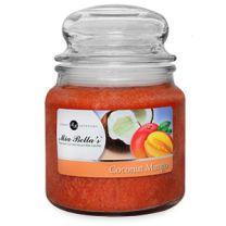 Mia Bella's Coconut Mango 16 oz. Candle - FREE SHIPPING