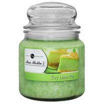 Mia Bella's Key Lime Pie 16 oz. Candle - FREE SHIPPING