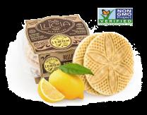 PIZZELLE COOKES LEMON - GLUTEN FREE - BELLA LUCIA 12-6Z