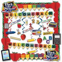 EDUCATIONAL - School Days Decorating Kit - FREE SHIPPING
