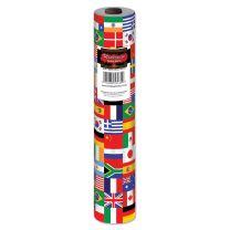 INTERNATIONAL - International FlagTable Roll - FREE SHIPPING