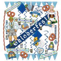 OKTOBERFEST - Oktoberfest Decorating Kit - FREE SHIPPING