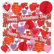 VALENTINES DAY - Valentine Decorating Kit - FREE SHIPPING