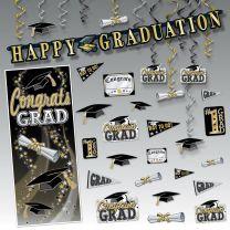 GRADUATION - Graduation Party Kit - FREE SHIPPING