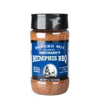 Maynard's Memphis BBQ Rub and Seasoning - Miners Mix - 3-5.7z btls.