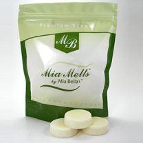 Mia Bella's Sandalwood and Vanilla Melts - FREE SHIPPING