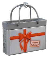 Happy Holidays Shopping Bag (24 tins)
