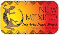 New Mexico Lizard (24 tins)