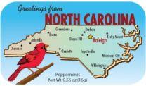 North Carolina State (24 tins)
