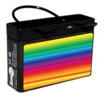 RAINBOW SHOPPING BAG MINTS - 24 tins