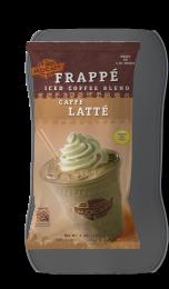 CAFFE LATTE  BLENDED ICE FRAPPES 2-3LB BAGS - MOCAFE