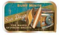 Beach Surf_San Diego (24 tins)