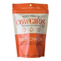 Srira-Cha-Cha Popcorn - 12-4.5z Bags - Too Haute Cowgirls - FREE SHIPPING