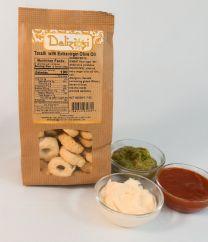 Taralli - Extra Virgin Oil - Traditional Italian Crispy Cracker