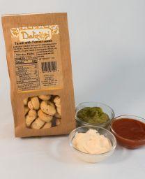 Taralli - Fennel Seed - Traditional Italian Crispy Cracker