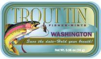 Trout Washington (24 tins)
