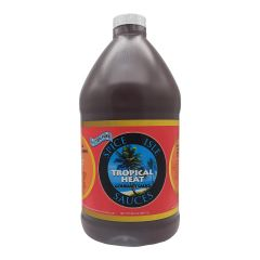TROPICAL HEAT GOURMET SAUCE - Spice Isle Sauces- 2 out of 3 FLAMES  - 1-92.5 oz. Btl. FREE SHIPPING