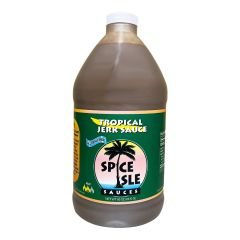 TROPICAL JERK SAUCE - SPICE ISLE SAUCES - 2 out of 3 FLAMES - 1-85 oz. BTL. - FREE SHIPPING